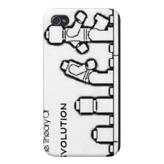 Theory Of Evolution Iphone 4 Case