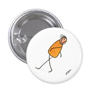 Theo's 3 Cm Round Badge