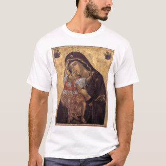 Theotokos with Christ Child T-Shirt