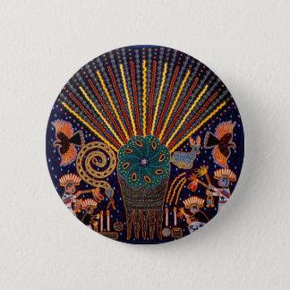 thePeyoteExperience 6 Cm Round Badge