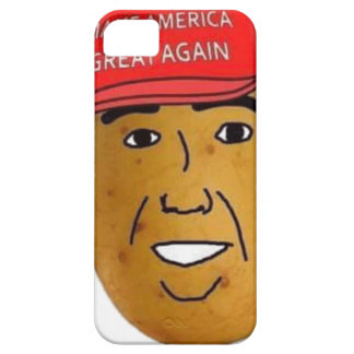 thepotatoofficial logo case for the iPhone 5
