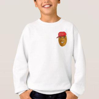 thepotatoofficial logo sweatshirt
