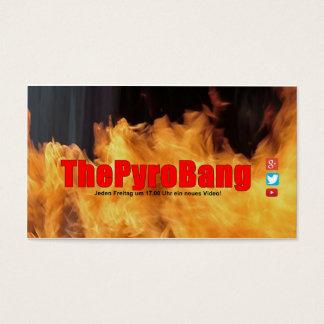 ThePyroBang visiting cards