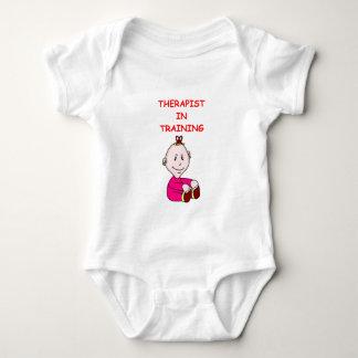 THERAPIST BABY BODYSUIT