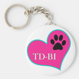 [Therapy Dogs Bloomington Illinois Key Ring