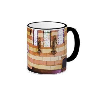 There am saint John Paul II Ringer Mug