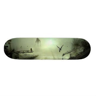 THERE AM Studio/Table Skate II Custom Skate Board