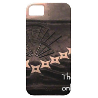 there are no accidents only unrealized purpose iPhone 5 cover