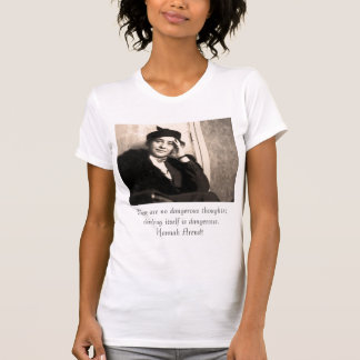 There are no dangerous thoughts; thinki... tees