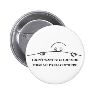 There are People Out There! button