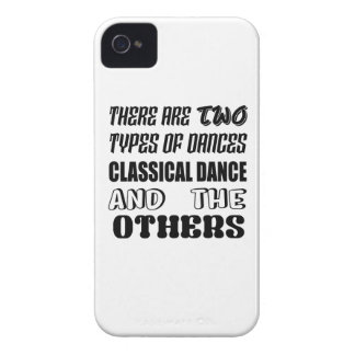 There are two types of Dance  Classical dance and iPhone 4 Case-Mate Case