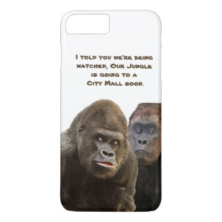 There Goes The Jungle iPhone 8 Plus/7 Plus Case