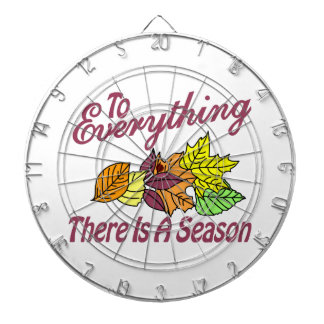 There is a Season Dartboards