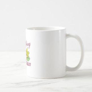 There is a Season Basic White Mug