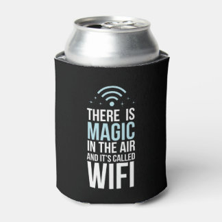 There Is Magic In The Air Called Wi-Fi Can Cooler