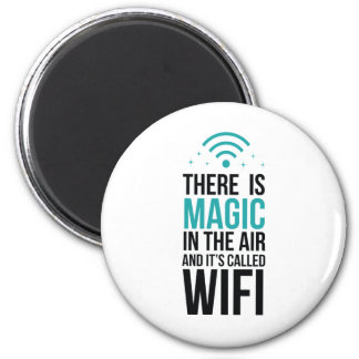 There Is Magic In The Air Called Wi-Fi Magnet