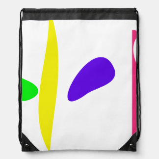 There Is No Accounting for Tastes Drawstring Bag