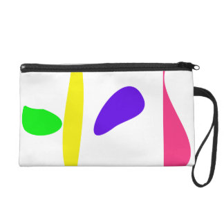 There Is No Accounting for Tastes Wristlet