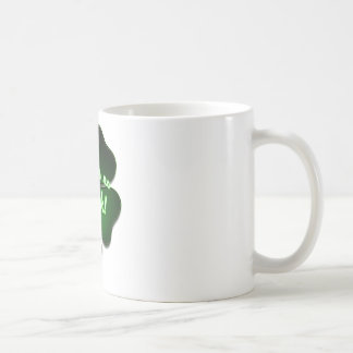 There is no Luck Coffee Mugs