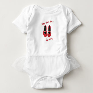 There is no place like home baby bodysuit