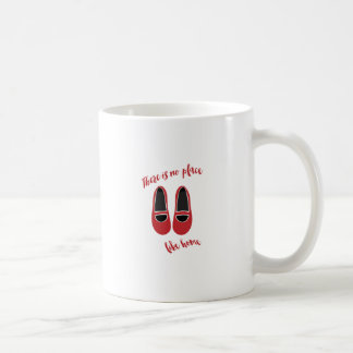 There is no place like home coffee mug