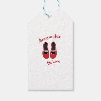 There is no place like home gift tags