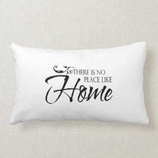 There is no place like home throw cushions