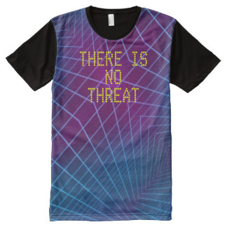 There is no Threat -  Higher Dimension T-Shirt