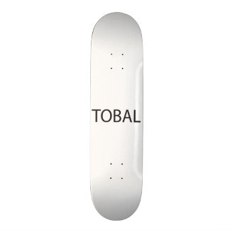There Oughta Be A Law ai Skate Board Deck