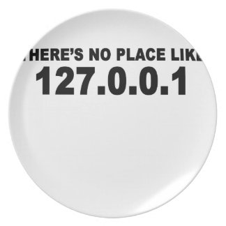 There s no place like 127 0 0 png plates