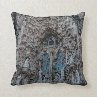 There Sacred Family Cushion