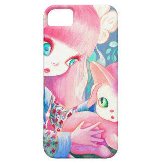 There, there, Kitty  (Detail) Case For The iPhone 5