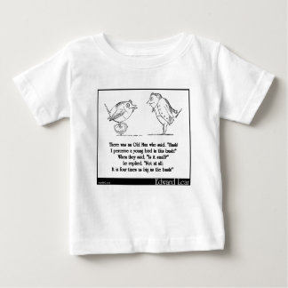 """There was an Old Man who said, """"Hush! T-shirts"""