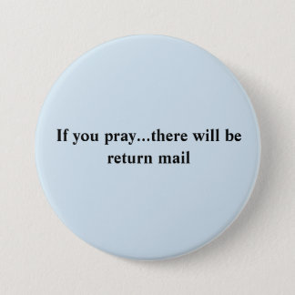 There will be an answer 7.5 cm round badge