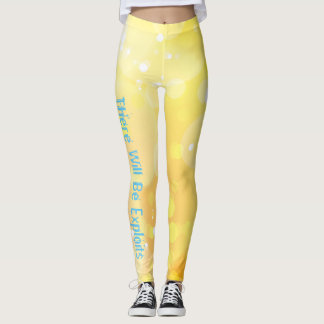There Will Be Exploits Leggings