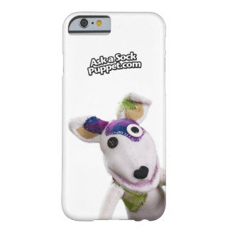 There's a Sock Puppet on Your Phone! Cell Case