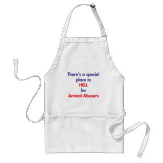 There's A Special Place In Hell Aprons