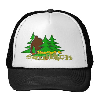 There's a Squatch Hats