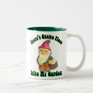 There's Gnome Place Like My Garden Mug