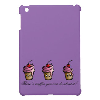 There's muffin you can do about it iPad mini cover