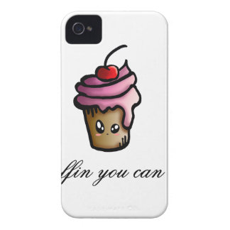 There's muffin you can do about it iPhone 4 case