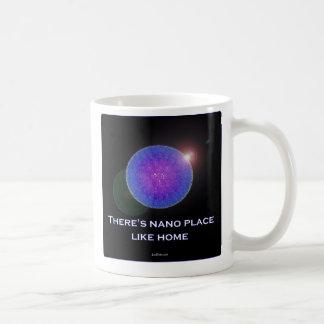 There's nano place like home (2) basic white mug