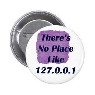 Theres No Place like 127001 Pin