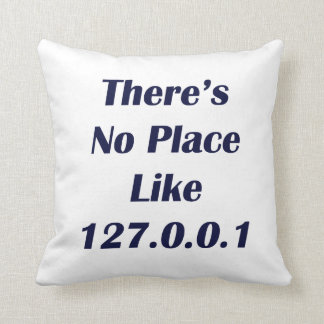 Theres No Place like 127001 Throw Cushions