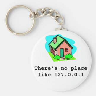 There's no place like 127.0.0.1 keyring