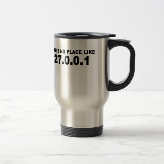 There's no place like 127.0.0.png coffee mugs
