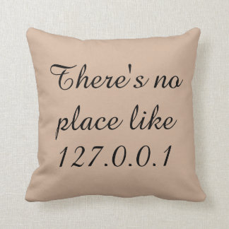 There's no place like 127 cushion