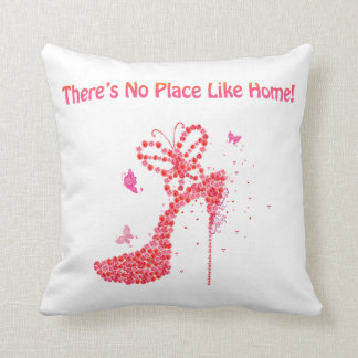 There's No Place Like Home Cushion
