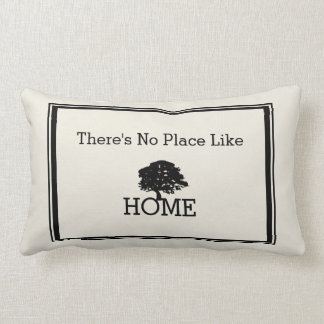 There's no Place Like Home/Tree Throw Cushions
