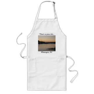 There's no place like...Wilmington, NC Long Apron